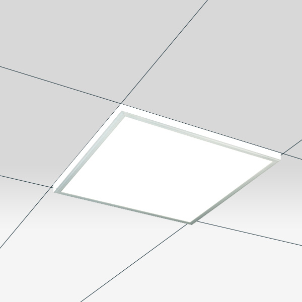 © innoLED - LED Panel 602 x 602mm Aufbauversion